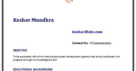 Cover Letter for Resume with Sample Cover Letter & Format